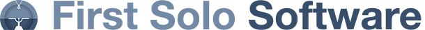 First Solo Software Retina Logo